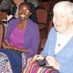 Scholasticah Nganda rsm & Marie Louise White rsm
