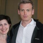 Tara Travis and David Dennis
