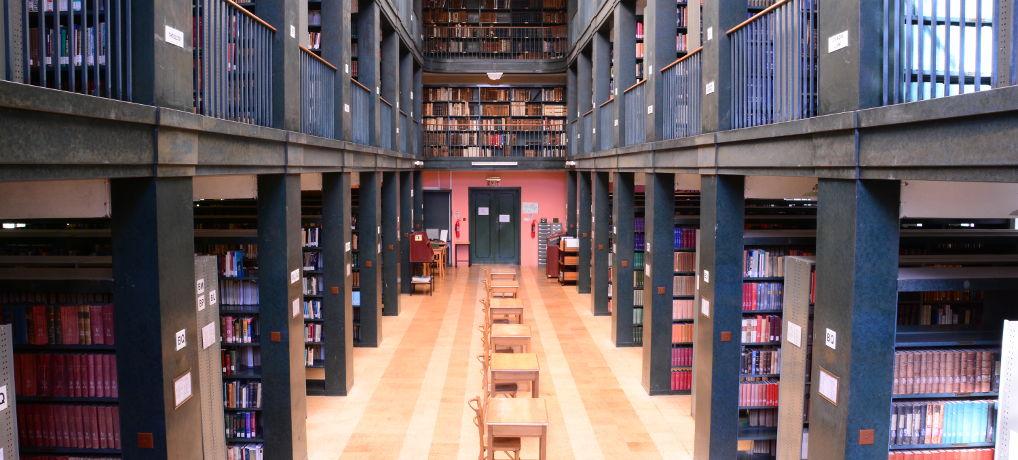 Jesuit Library Milltown Park