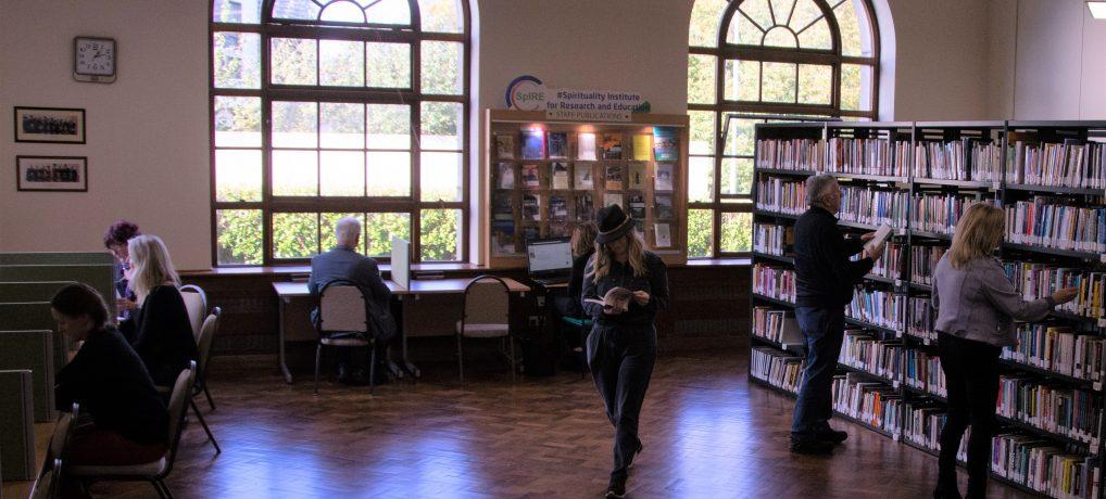 SpIRE Library Milltown Park